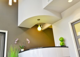 London Ontario Dentist Lobby