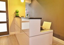 London Ontario Dentist Front Desk